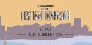 Festival Diapason 2018 | 3 noms dévoilés et un camping urbain !