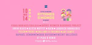 Le Festival international des Rythmes du Monde annonce la tenue de son édition 2021