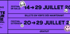 Festival Juste pour rire 2019 | La programmation de spectacles extérieurs gratuits