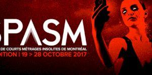 L'Halloween 2017 au Festival SPASM | La crème des courts d'horreur et un GROS party d'Halloween!