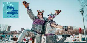 La Fête des Neiges de Montréal de retour en janvier 2020