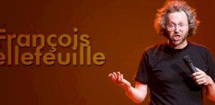 François Bellefeuille | Premier one-man show à l'hiver 2014