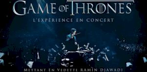 Games of Thrones – L'Expérience en concert avec Ramin Djawadi de retour à Montréal en octobre 2018