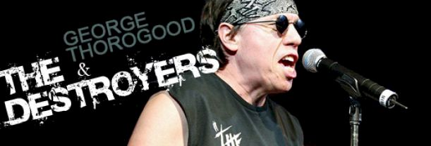 George Thorogood et the Destroyers