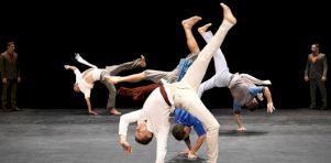 Halka du Groupe acrobatique de Tanger à la Tohu | Entre tradition et modernité