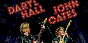 Hall & Oates à Montréal en juillet 2018 !