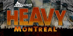 Heavy Montréal 2016 | Programmation dévoilée: Five Finger Death Punch, Disturbed, Nightwish et plus!