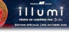 Illumi – Féerie de lumières offre une expérience en voiture, à pied ou en petit train dès octobre 2020 à Laval