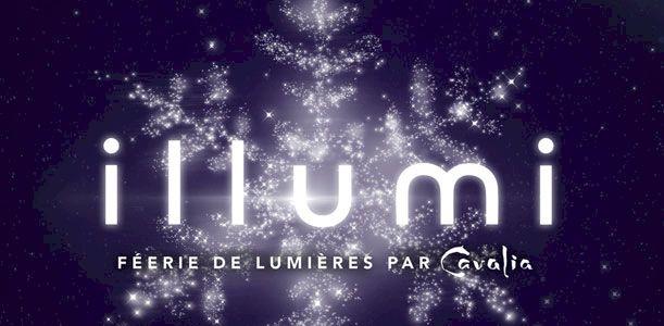 Illumi - Féérie de lumières (par Cavalia)