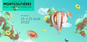 L'International de montgolfières de Saint-Jean-sur-Richelieu 2019 | La Compagnie Créole, Loud, Coeur de Pirate, Walk Off The Earth et plusieurs autres à la programmation!