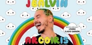 J Balvin à Montréal en mai 2022