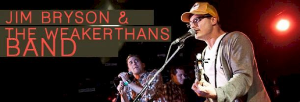 Jim Bryson & the Weakerthans band