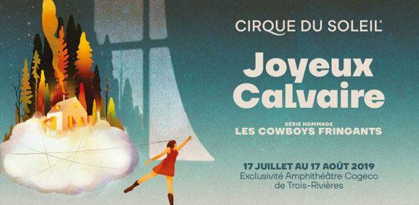 Joyeux Calvaire - Hommage aux Cowboys Fringants (Cirque du Soleil)