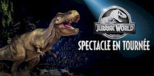 Le monde de Jurassic World prendra vie au Centre Vidéotron de Québec en septembre 2020