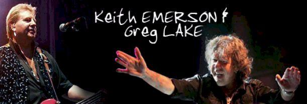 Keith Emerson et Greg Lake