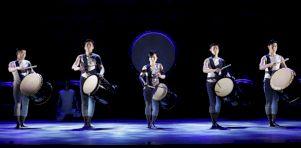 Le collectif japonais Kodo présente Evolution son nouveau spectacle de percussions taïko