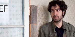 Entrevue vidéo | Krief prépare son spectacle au Lion d'Or en novembre 2012
