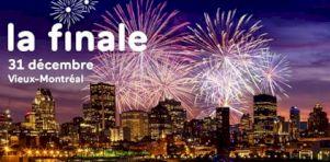 Quoi faire au Nouvel An 2018 ? | La Finale du 375e de Montréal : Une grande veillée, une dernière fois