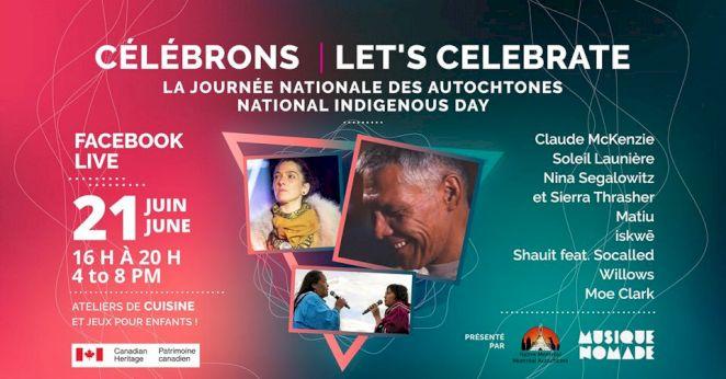 La Journée Nationale des Peuples autochtones