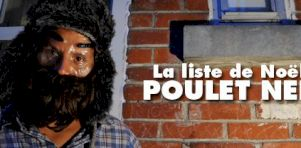 La liste de Noël de Poulet Neige dévoilée:  Philippe B, Great Lake Swimmers, Random Recipe, aRTIST oF tHE yEAR, Breastfeeders, Doba