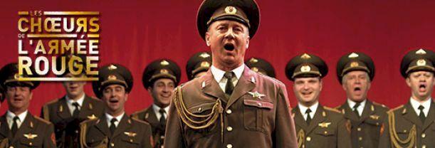 Le Choeur de l'Armée rouge Russe