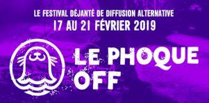 La programmation du Phoque Off 2019 dévoilée