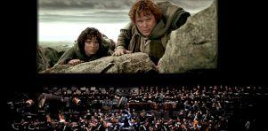 Le Seigneur des Anneaux : les deux tours en ciné-concert à la salle Wilfrid-Pelletier |Épiquement épique