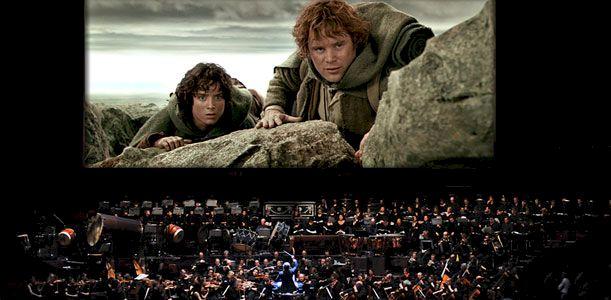Le Seigneur des anneaux : Les Deux Tours en concert