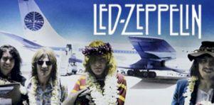 Un concert historique de Led Zeppelin projeté au cinéma