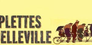 Les 10 ans des Triplettes de Belleville en tournée au Québec en 2013-2014