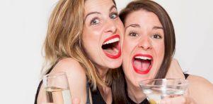 Les Grandes Crues Su'l gros vin au Club Soda | Un duo féminin rafraîchissant