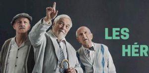 Les Héros au Théâtre Jean Duceppe | Guerres d'orgueil