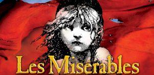 Les Misérables à la Place des Arts de Montréal en février 2018