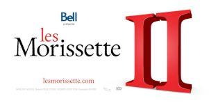 Véronique Cloutier et Louis Morissette de retour sur scène avec Les Morissette II en 2020 et 2021!