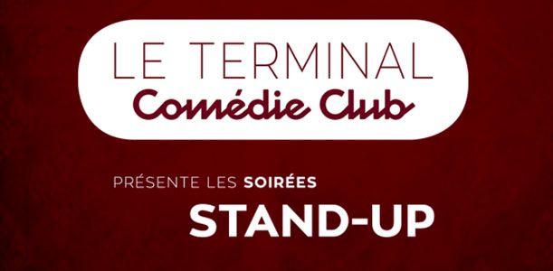Les soirées stand-up du Terminal