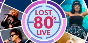 Lost 80's Live! à Laval en septembre 2018   Revivez les hits des années 80 !