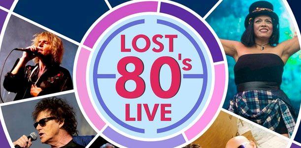 Lost 80's Live