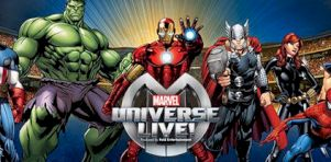 Univers Marvel Live en spectacle ! à la Place Bell de Laval en novembre 2017