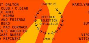 M pour Montréal 2017 | Jour 3 – Soirée canadienne avec Darcys, The Courtneys et plus!