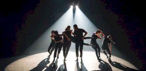 Major Motion Picture à l'Agora de la danse | De la danse comme au cinéma en noir et blanc