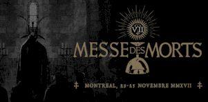 La Messe Des Morts V | L'événement black metal de l'année à Montréal