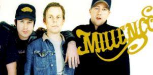 Millencolin et DJ Mix Master Mike à Québec en janvier 2014