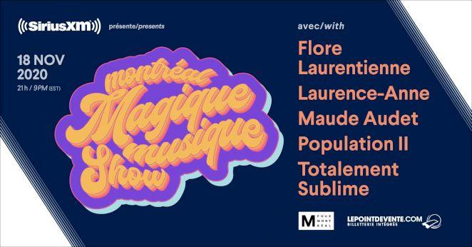 Montréal Magique Musique Show