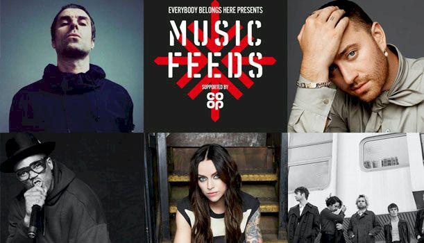 Music Feeds Online Charity Fest