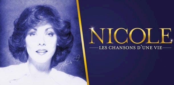 Nicole - Les chansons d'une vie (Hommage à Nicole Martin)