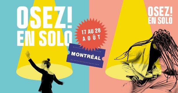 Osez! en solo Montréal