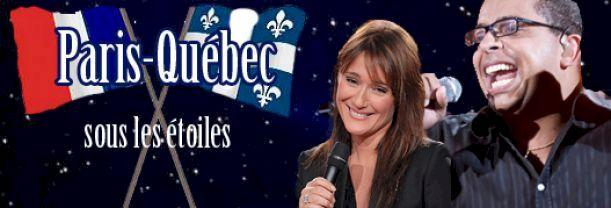 Paris-Québec sous les étoiles