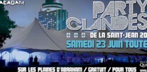 Party Clandestin de la St-Jean sur les Plaines 2012: Galaxie, les Dales Hawerchuk, Crash Ton Rock et plus!
