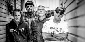 Pennywise, Alkaline Trio et Face to Face sur l'Esplanade du Parc Olympique en septembre 2013