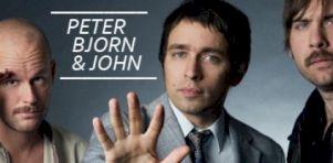 Peter Bjorn and John à Montréal: Annulé